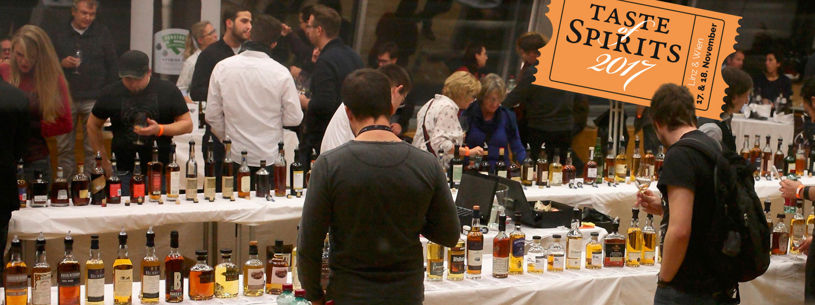 The exclusive tasting opportunity …